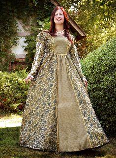 make a renaissance dress - Google Search
