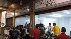 Mercado de Triana Cervezas Taifa