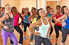 Zumba Dance Aerobic Workout - 30 Minutes Dance Classes For Weight Loss