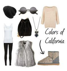 """Pronte per il grande freddo ormai alle porte? Ecco un outfit """"very hot"""" firmato Colors of California!!"""