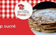 Receta Protéifine | Crep sucré