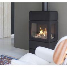 Faber Blokhus  #Kampen #Fireplace #Fireplaces #Interieur