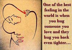 true feelings.....