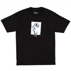 Bite The Hand Tee - Black | indcsn