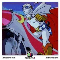 ¿Quién recuerda al Capitán Centella? RetroReto.com