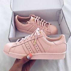 adidas supercolor rosa palo