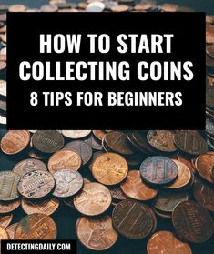 Coin Collecting for Beginners It can be a lot of fun to start a coin collection! Learn how to get started in collecting coins with this guide to coin collecting for beginners. Rare Coins Worth Money, Valuable Coins, Numismatic Coins, Coin Purse Pattern, Sell Coins, Coin Dealers, Canadian Coins, Coin Worth, Error Coins