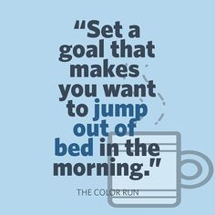 This is definitely something you should you remind yourself about every single morning!
