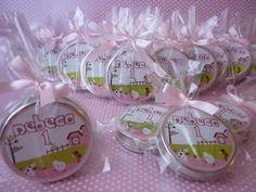 Latinha Mint to be personalizada Fazendinha