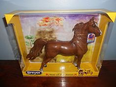 #Breyer #traditional woodgrain american #saddlebred model nib, View more on the LINK: http://www.zeppy.io/product/gb/2/391373259254/