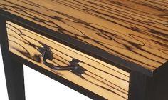 meja vinir unik #unik #lucu #kreatif #bingkai #kerajinan #craft #crossbond #kayu #bambu #woodworker #wooden #wood #bioindustries #lemkayu #perekatan #adhesive