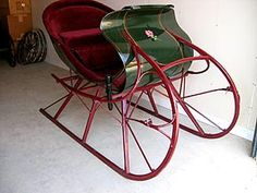 Horse-Drawn Sleighs for sale