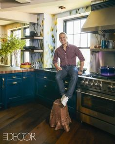 Andy Cohen's Vibrant New York City Home Packs Almost as Much Personality as the TV Power House Himself