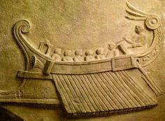 bajorelieve con trirreme Sea Peoples, Roman Sculpture, Naval History, Roman Art, Ancient Rome, Civilization, Medieval, Vikings, Stone