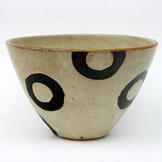 s-c-r-a-p-b-o-o-k:  Woodfired stoneware Limpet bowl by Edinbane...