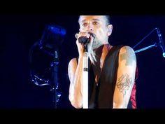 Depeche Mode Heroes Roma Stadio Olimpico 25.06.2017 Global spirit tour - YouTube