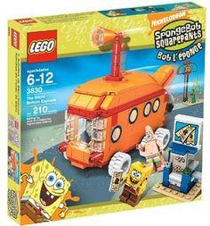 LEGO SpongeBob SquarePants Bikini Bottom Express