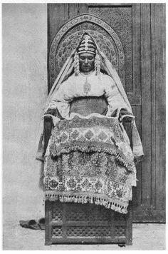 Rbati bride ,Morocco ,Caftan ,Vintage