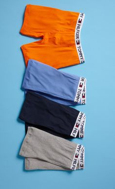 Comfy boxer briefs thanks to Tommy Hilfiger.