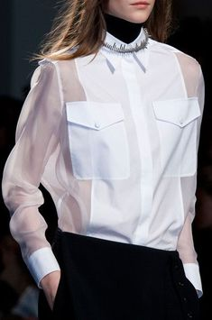 Ports 1961 Fall 2014 - Details - White Shirt http://www.gngmagazine.co.uk - shirt shop, button shirt, shirt design *sponsored https://www.pinterest.com/shirts_shirt/ https://www.pinterest.com/explore/shirt/ https://www.pinterest.com/shirts_shirt/band-shirts/ http://store.nba.com/Golden_State_Warriors_T-Shirts