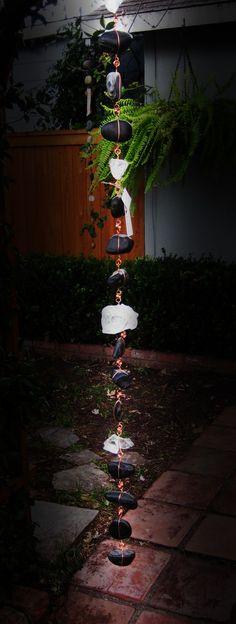 Rain Chain Premium Collection Black
