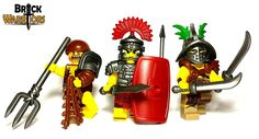https://flic.kr/p/w9mGAF | Want a Roman Legion? | A roman legion with gladiators? tjjbricks(https://www.flickr.com/photos/131751577@N05/favorites/ ) and I are going to build the battle of the Teutoburg forest and of course we need roman legionaries. Brickwarriors makes the best, but pitty they`re too expensive