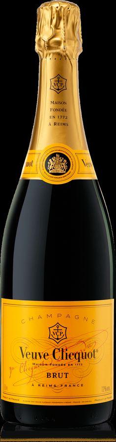 Cuvée Carte Jaune, rosé ou vintage - Champagne Veuve Clicquot | Veuve Clicquot