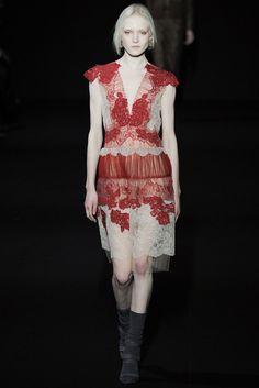 Alberta Ferretti - Milan Fashion Week - Otoño Invierno 2014/2015 - Fashion Runway