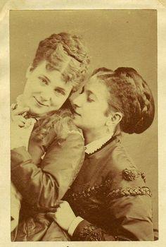 Smiling Victorians