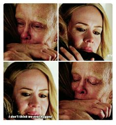 Sarah Paulson as Cordelia & Jessica Lange as Fiona, Coven American Horror Story Series, American Horror Story Seasons, Character And Setting, Anthology Series, Horror Show, Evan Peters, Ahs, Best Tv, Apocalypse