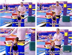 Cameron and Lily, Modern Family