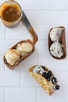 12 Recipes That Are As Fun To Make As They Are To Eat (For example: waffle cone ice cream tacos)