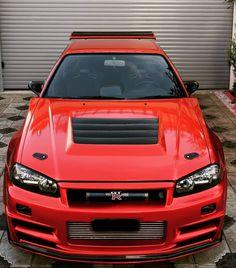 Nissan Gtr Nismo, Gtr R34, Nissan Gtr Skyline, Tuner Cars, Jdm Cars, Street Racing Cars, Auto Racing, Drag Racing, Slammed Cars