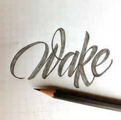 a collection of hand-lettered pieces from my instagram/blog@jason_vandenberg    jasonvandenberg.tumblr.com