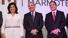 Armario de Noticias: Presidente y vicepresidenta participan en inaugura...
