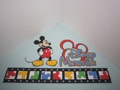 Disney Hollywood Studios/ All Star Movies {pinned by www.thedisneykids.com} #DisneyScrapbooking #DisneyScrapbook
