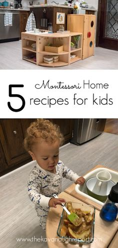 5 child friendly recipes that we make in our Montessori home Montessori Preschool, Montessori Education, Montessori Elementary, Kid Friendly Meals, Child Friendly, Head Start Preschool, Waldorf Kindergarten, Montessori Practical Life, Preschool Activities