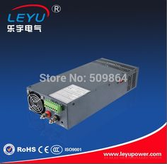 100% full-load burning test Single Output with Parallel Function SCN-1000-24 power supply 1000w 24v