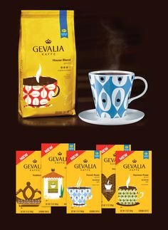 Haven't tried this coffee yet, but its on my list. Great packaging makes coffee taste better.