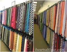 I Heart Salt Lake: The Tie Shop