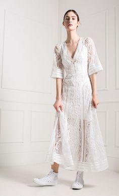 Long Bertie Dress