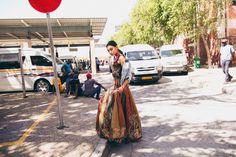 Fusion Streetstyle Ethnic African Indian Ethnic Fusion Saree Fashion Vintage Chic 70's Kimono Streetwear Styling Photoshoot Saree Fashion, Saree Styles, Black Models, Indian Ethnic, Fashion Vintage, Diversity, Streetwear Fashion, Street Wear, Kimono