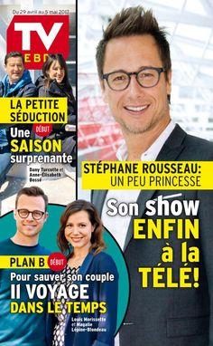 Stephane Rousseau, 5 Mai, Tv, New Books, Guide, Digital, Magazines, Public, Products