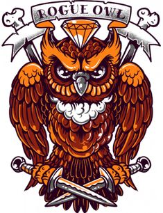 Owls, Clip Art, Owl, Tawny Owl, Pictures