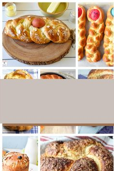 Here is the collection of traditional delicious 14 Easter bread from various parts of world you can make at the comfort your home . Savory Bread Recipe, Best Bread Recipe, Easy Bread Recipes, Spring Recipes, Easter Recipes, Holiday Recipes, Dessert Recipes, Elegant Desserts, Baked Ham