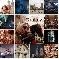 Crocow, Poland. Photo tiles mosaic. ANIA W PODRÓŻY travel blog and photography