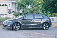 The 2015 Chevrolet Volt - my thoughts on driving the electric plug-in Chevy Volt.