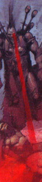 Fomorians/Fomorii BALOR of the Evil Eye grandfather of LUGH LAMHFADA a dual blood but identified with the Tuatha De Danaan.