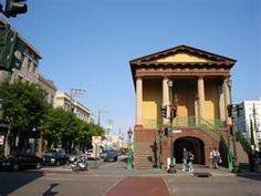 The Charleston SC City Market aka Slave Market