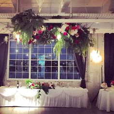 Congratulations Julian and Luan! What a beautiful wedding to work on. Christmas Tree, Table Decorations, Photo And Video, Holiday Decor, Congratulations, Wedding, Beautiful, Instagram, Garden